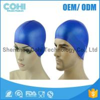 Buy cheap 2016 new personalised design soft and comfortable Silicone Swimming Caps product