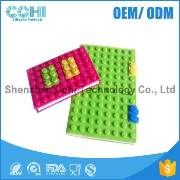 Quality Waterproof silicone A5 decorative book cover for sale