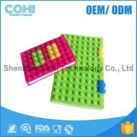 Buy cheap Waterproof silicone A5 decorative book cover from wholesalers