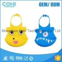 Wholesale Novelty silicone bibs for baby cute silicone chilgren products from china suppliers