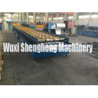 Buy cheap Good Perfomance Low Labor Rolling Forming Machine 0.5mm - 1mm Thickness from wholesalers
