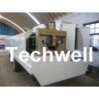 Buy cheap Electric Control Super K Span Roll Forming Machine For 914-610 Arched Roof Panel product