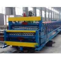 Buy cheap Double Deck Roll Forming Machine product