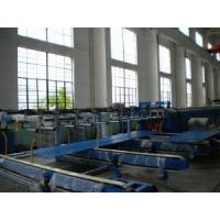 Buy cheap Automatic Roofing Roll Forming Machine Cold Rolled Steel Panel Forming Line product
