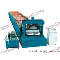 Buy cheap Corrugated roof panel roll forming machine product