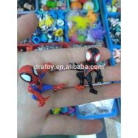 Buy cheap Custom Promotion Action Toys Figurine Spiderman Batman Flash from wholesalers