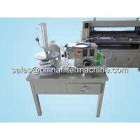 Rubber gluing machine Manufactures