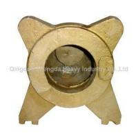 China Pump Body Copper And Bronze Castings For Textile Machine on sale