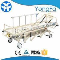 Buy cheap Hospital Hydraulic Emergency Patient Ambulance Resuscitation Stretcher Trolley Cart from wholesalers