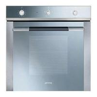 Buy cheap Smeg Linea SF102GV Built In Oven Gas Single Fan 60cm Stainless Steel from wholesalers