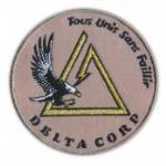 Buy cheap embroidery roar wolf patches from wholesalers