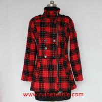Buy cheap Fashion Fitted Coat Warm Winter Wear for Women from wholesalers