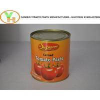 Hot Selling 70g-5kg OEM Canned Tomato Paste 28-30% from P.R.C