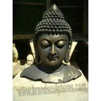 Buy cheap Large Modern Figure Bronze Buddha Ornaments Head Statue from wholesalers