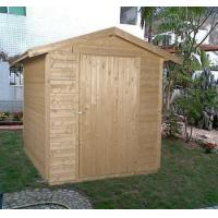 Buy cheap Large Cheap Outdoor Wooden Garden Storage from wholesalers