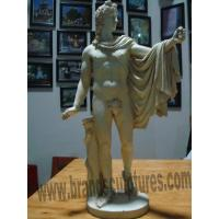 Buy cheap Handsome and Naked Figure Statues as Contemporary Garden Design from wholesalers