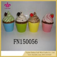 Wholesale Wholesale Cupcake Jar Carrier Cake Tools for Party Set Ceramic Cupcake Craft from china suppliers
