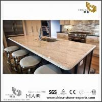 Buy cheap Beautiful River White Granite Kitchen Countertops with Cheap Cost from wholesalers