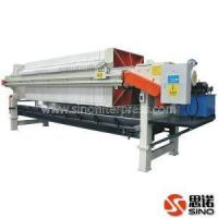Buy cheap Best Quality Non-metallic (Kaolin, Drilling Mud Etc..) Mineral Filter Press with Long Life-span from wholesalers