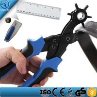 Buy cheap Factory Supply Round Hole Manual Punching Pliers For Punching Leather Hole And Belt from wholesalers