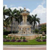 Buy cheap Granite/Marble Stone Outdoor Water Fountain For Garden from wholesalers