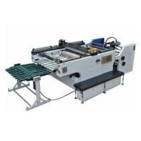 Buy cheap Screen Printing Machine for Ceramic Decal from wholesalers