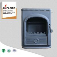 Buy cheap HiFlame Cast Iron Home Heating Wood Burning Fireplace Insert with Water Jacket AL357iB from wholesalers