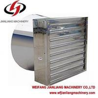 Buy cheap Shutter Exhaust Fan with High Quality for Agriculture from wholesalers