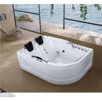 Buy cheap 2 Person Indoor Hot Tub with Jet Surf Bathtub Inserts Japanese Tub from wholesalers