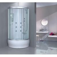 Buy cheap Hot Sale Factory Printed Tempered Glass Shower Screen from wholesalers