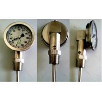 Buy cheap Theory and Outdoor Usage Oil Filled Type industrial Thermometer with Remote Transmission from wholesalers