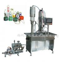 Buy cheap High Performance Factory Price Semiautomatic Refrigerant Spray Filling Machine from wholesalers