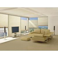 Buy cheap Manual Pull Cord System Ball Chains System Cordless System Honeycomb Blinds Cellular Shades from wholesalers