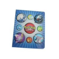Buy cheap Two Pocket Card Album with 2 Layers PP Inner Pages product