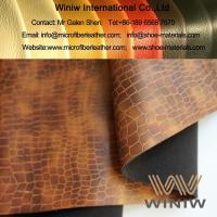 Buy cheap Best Quality PU Faux Leather for Bags from wholesalers