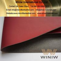 Buy cheap High Quality Vinyl Leather Faux Leather Material from wholesalers