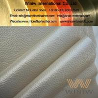 Buy cheap High Grade PU Faux Leather Vinyl Upholstery Fabric from wholesalers