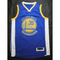 Buy cheap china Mens Golden State Warriors Kevin Durant #35 New Swingman Jersey from wholesalers