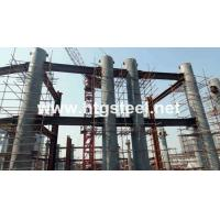 Wholesale CE Standard Tubular/circular Steel Columns for Dalian Xingang Shipyard, 5600tons from china suppliers