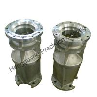 Customized Stainless Steel Pump Body/Water Pump Impeller Precision Castings Manufactures