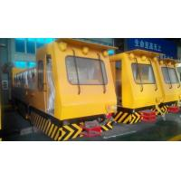 Buy cheap Railroad Tunnel 50t Battery Powered Locomotives for Tunnel Boring Machinery Support Machinery from wholesalers