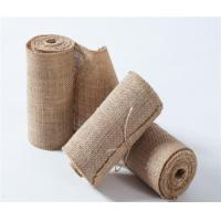 Wholesale Hessian Burlap Rolls Made of Natural Jute Fabric from china suppliers