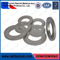 Buy cheap ANSIE B18.22.1 Titanium Flat Washers from wholesalers