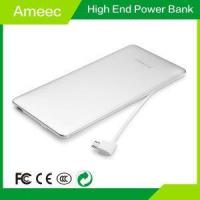 Buy cheap Buy Portable Credit Card Mobile Phone Charger for Samsung iPhone with Built in 5P Micro USB as Gift from wholesalers