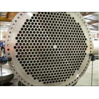 Buy cheap Excellent Tube Sheets TubeSheets Forged Dics from wholesalers