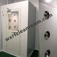 China Hot Sell Stainless Steel Mini Modular Steel Baking Paint Clean Spray Air Shower Room on sale