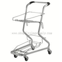 Buy cheap Japanese Style 4 Wheels 3 Baskets Cart GST-020 from wholesalers