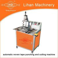 Buy cheap automatic woven tape punching and cutting machine HD-1306 from wholesalers