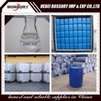 Wholesale Acetic Acid Glacial 98% for Dyeing from china suppliers