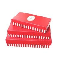 Buy cheap Pink gift box production from wholesalers